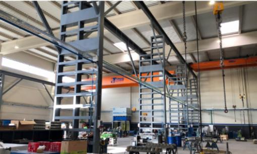 L'empresa Dicomol aterra a la Llagosta, incorporant la unitat productiva de Moldes Barcelona