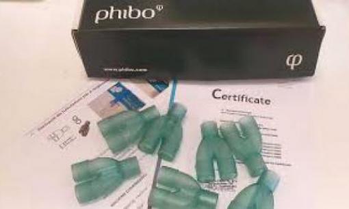 El grup Phipo canvia temporalment la seva línia de producció per fabricar components per a respiradors