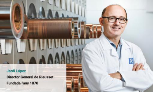 Veus pròpies | Jordi López, director general de Rieusset
